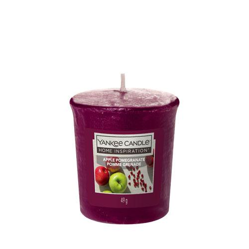 Yankee Candle: Home Inspiration Sampler Votive - Apple Pomegranate