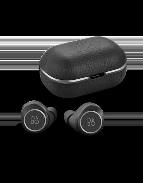 B&O: E8 2.0 Truly Wireless Earphones - Black