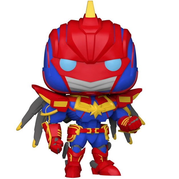 Marvel: Captain Marvel (Mech Strike) - Pop! Vinyl Figure