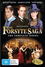 The Forsyte Saga (2002) - The Complete Series (5 Disc Set) on DVD