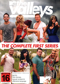 The Valleys - The Complete First Series on DVD