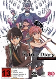 The Future Diary - Complete Series on DVD