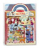 Melissa & Doug: Pet Place Puffy Stickers