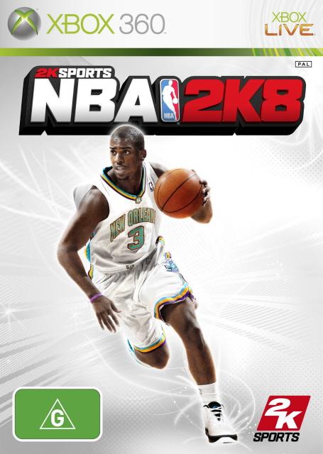 NBA 2K8 for Xbox 360 image