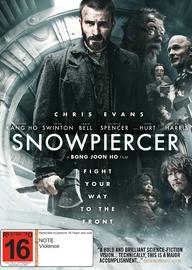 Snowpiercer on DVD