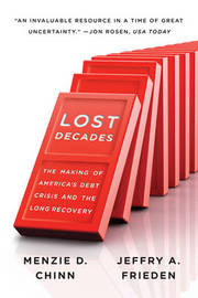 Lost Decades by Menzie D. Chinn image