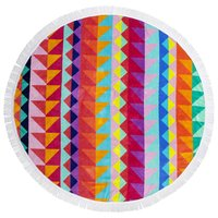 Sunnylife Round Towel - Tangalle
