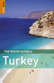 The Rough Guide to Turkey by Marc Dubin image