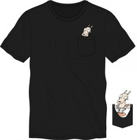 Rocko's Modern Life - Pocket T-Shirt (XL)
