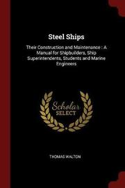 Steel Ships by Thomas Walton image