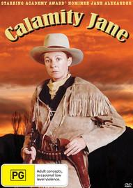 Calamity Jane on DVD