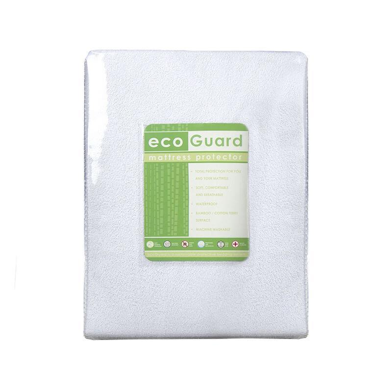 Bambury Single Eco-Guard Mattress Protector image
