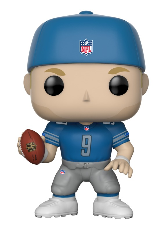 NFL - Matt Stafford Pop! Vinyl Figure