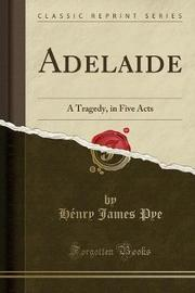 Adelaide by Henry James Pye image