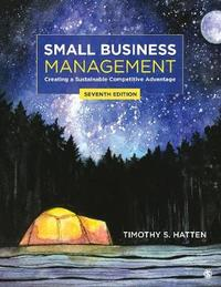 Small Business Management by Timothy S. Hatten