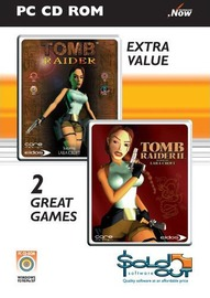 Tomb Raider I & II Double-Pack for PC Games image