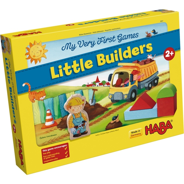 My Very First Games - Little Builders