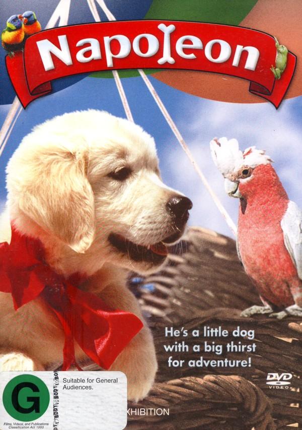 Napoleon on DVD image