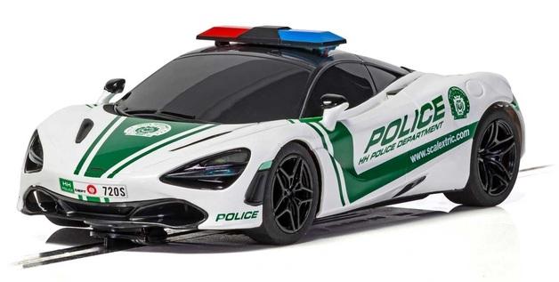 Scalextric: McLaren 720S Police - Slot Car