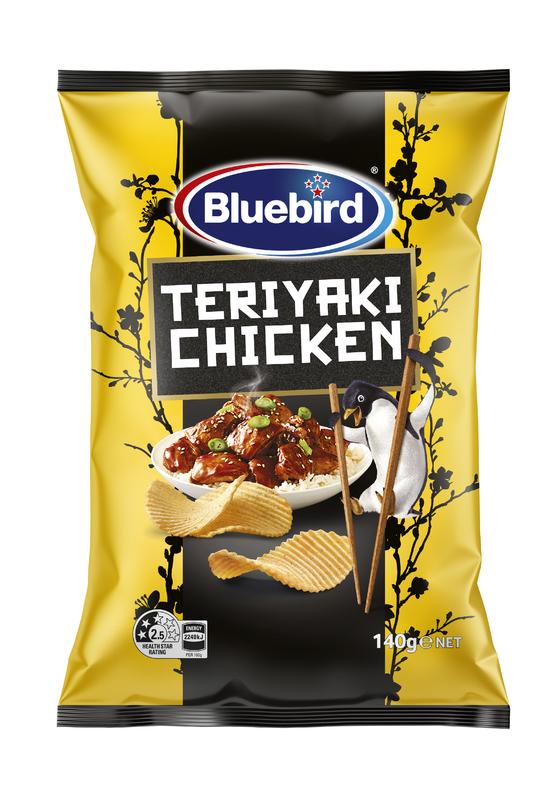 Bluebird Original Teriyaki Chicken 140g
