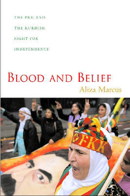 Blood and Belief by Aliza Marcus image