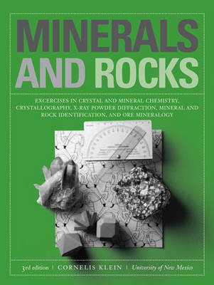 Minerals and Rocks by Cornelis Klein image