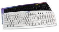 Laser Keyboard PS/2 Black image