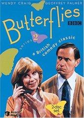 Butterflies - Series 2 (2 Disc) on DVD
