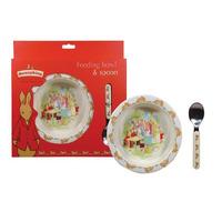 Bunnykins Feeding Bowl & Spoon - Royal Doulton