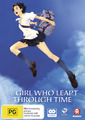 The Girl Who Leapt Through Time (2 Disc Set) on DVD