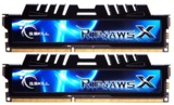 16GB G.SKILL RipjawsX (2x8GB) DDR3 2133MHz