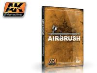 AK: Airbrush Essential Training DVD