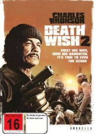 Death Wish 2 DVD