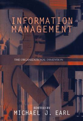 Information Management: The Organizational Dimension image