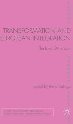 Transformation and European Integration image