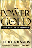 The Power of Gold by Peter L Bernstein