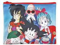 Dragon Ball Flat Pouch: Goku & Friends