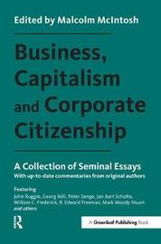 Business, Capitalism and Corporate Citizenship