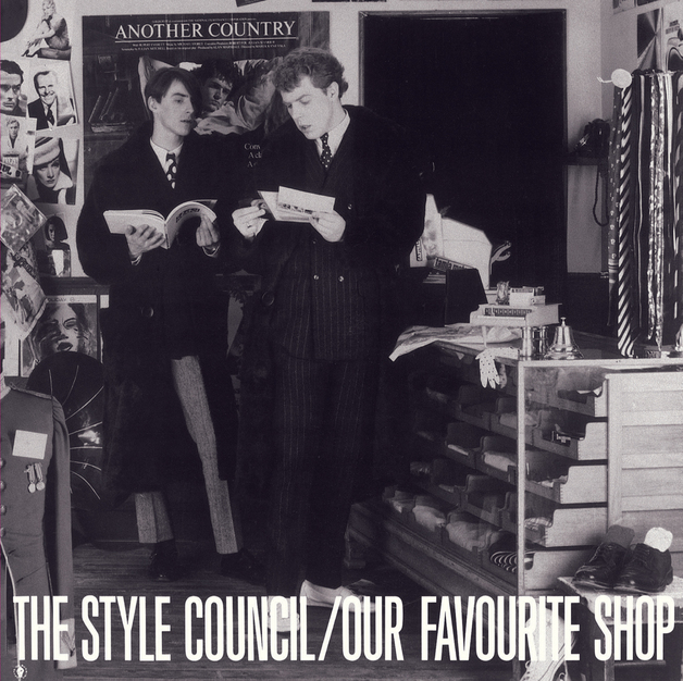 Our Favourite Shop by Style Council