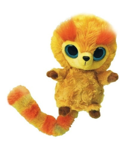 "Aurora World YooHoo & Friends: Sunny the Golden Lion Tamarin - 8"" Plush"