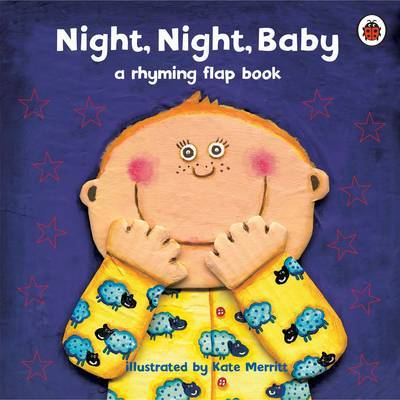 Night, Night, Baby by Marie Birkinshaw image