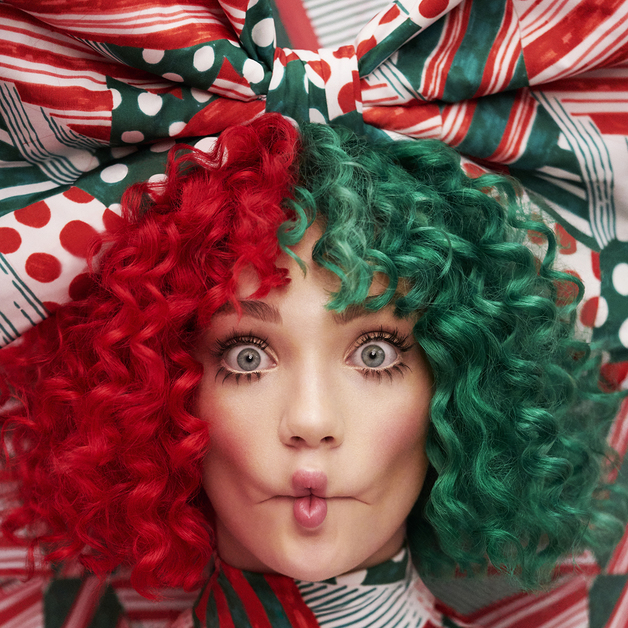 Everyday Is Christmas by SIA