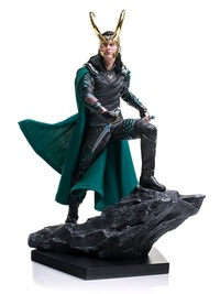 Thor: Ragnarok: 1/10 Loki - Battle Diorama Statue