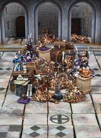 TerrainCrate: Treasury