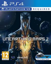 Unearthing Mars 2 The Ancient War VR for PS4