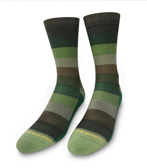 MERGE4: Green Stripes(Large)