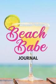 Beach Lover Journal by Real Me Books image