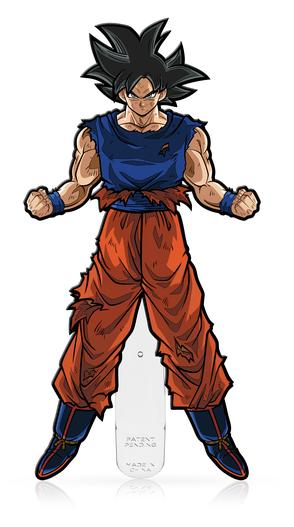 Dragonball Z: Ultra Instinct Goku (#X37) - XL FiGPiN
