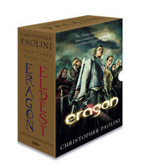 """Eragon"" and ""Eldest"" by Christopher Paolini"