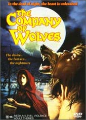 Company Of Wolves on DVD